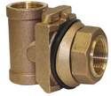 1-1/4-Inch Bronze Pitless Adapter