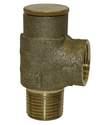 1/2-Inch No Lead Pressure Relief Valve