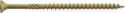 #10 x 4-Inch Premium Exterior Wood Screw 150-Pack