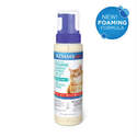 10-Ounce Flea And Tick Foaming Oatmeal Shampoo For Cats And Kittens