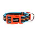 High Visibility Neon Beethoven Dog Collar, Large