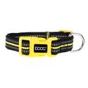 High Visibility Neon Bolt Dog Collar, Large