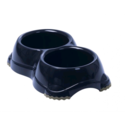 Blueberry Double Smarty Pet Bowl