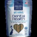 6.6-Ounce Dental Health All Natural Treat, Small Vanilla Mint Flavor