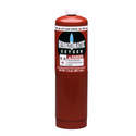 1.4-Ounce Red Oxygen Torch Cylinder