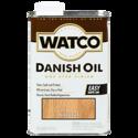 1-Quart Natural Clear Danish Oil