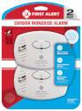Carbon Monoxide Alarm Twin Pack