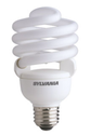 24-Watt Soft White Dimmable Twist CFL Light Bulb