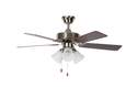 42-Inch Southern Breeze Ceiling Fan With Light