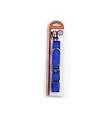 5/8 x 14-Inch Blue Nylon Dog Collar