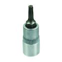 1/4-Inch Drive T20 Star Bit Socket