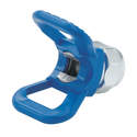 7/8-Inch Blue HandTite Tip Guard For Airless Spray Paint Guns