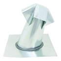 4-Inch Galvanized Steel Roof Jack