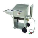 9-Gallon Stainless Steel Fryer