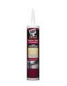 9-Ounce White Kitchen, Bath, And Plumbing High Performance Sealant
