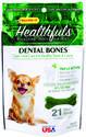 Ruffin' It Mini Dental Bones For Dogs 5-15 Pounds