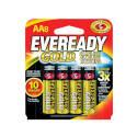 Eveready AA Alkaline Battery 8-Pack