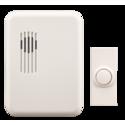 White Wireless Doorbell Kit