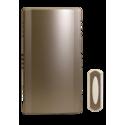 Satin Nickel Wireless Doorbell Kit