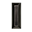 Black Wired Push Button Doorbell