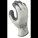 Showa Best Glove, Inc 451XL-10.RT Gray W/Gray Dip Wrinkle Finish
