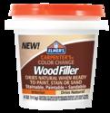 Carpenter's Color Change Wood Filler Dries Natural 4 oz