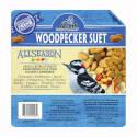 10-Ounce All-Season Woodpecker Blend Suet, 12-Pack