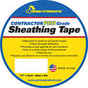 Perma R Products 18755 Contractor Pro Sheathing Tape