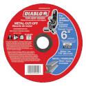 Cut-Off Wheel, Aluminum Oxide, 6-Inch Diameter