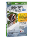 FiproGuard Plus Flea And Tick Treatment, Dogs 23-44 Pounds, 3-Pack