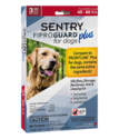 FiproGuard Plus Flea And Tick Treatment, Dogs 45-88 Pounds, 3-Pack