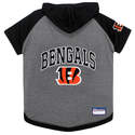 Cincinnati Bengals Medium Pet Hoodie Tee