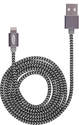 Braided USB Charge/Sync Cable - Apple Lightning
