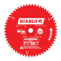 7-1/4-Inch X 56 Tooth Thick Aluminum Cutting Saw Blade