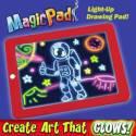 Magic Pad Glow Art