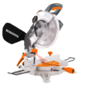 10-Inch Sliding Miter Saw With Laser