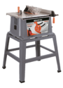 10-Inch Table Saw With Stand
