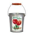 7-Inch Vintage Seed Bucket