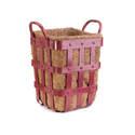 12-Inch Red Antique Bin Planter