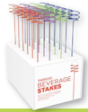 Alternate Image for Panacea 87995 Spiral Beverage Stake 36 in