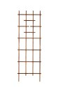 72-Inch Brown Wood Ladder Trellis
