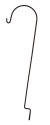 Panacea 83060 36 In Deck Hanger Hook Black