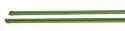 2-Foot 8mm Diameter Green Metal Stake