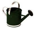 9-Liter Green And Copper Watering Can