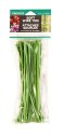 Panacea 86841 8 In 7mm Soft Wire Tie Green