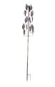 63-Inch Vertical Bronze Kinetic Art Windmill