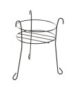 15-Inch Black Heavy Duty Plant Stand