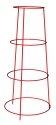 36-Inch Red Inverted Tomato Cage