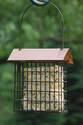 Coppertop Single Suet Cage Feeder