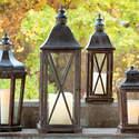 Country Club Lanterns, Set Of 2